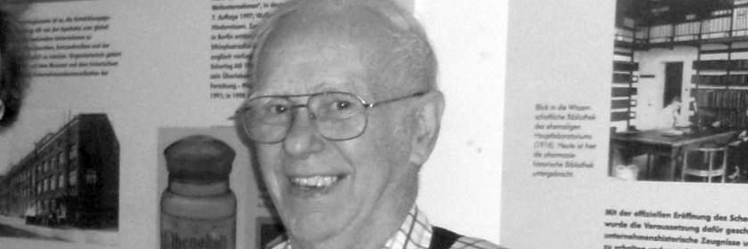 Horst Blohm (1929-2019)