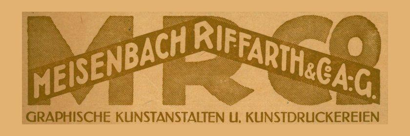 Unter der Lupe – Die graphische Kunstanstalt Meisenbach, Riffarth & Co